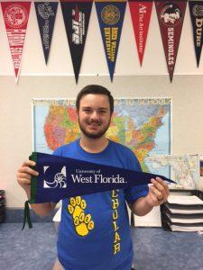 Jason Perry / University of West Florida / University of North Florida / University of South Florida