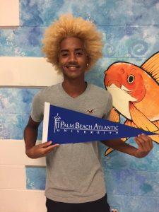 Xyaire Sebbane-Irving / Palm Beach Atlantic University